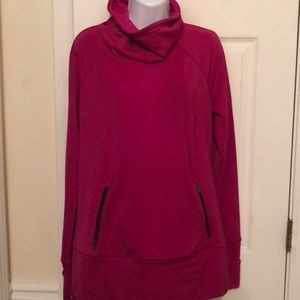 VICTORIA SECRET SPORT RUNNING HOODIE LARGE